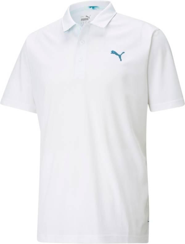 PUMA Men's Pique Palmetto Golf Polo product image