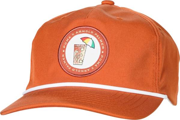 Cobra Men's Arnold Palmer Tea And Lemonade Rope Snapback Golf Hat product image