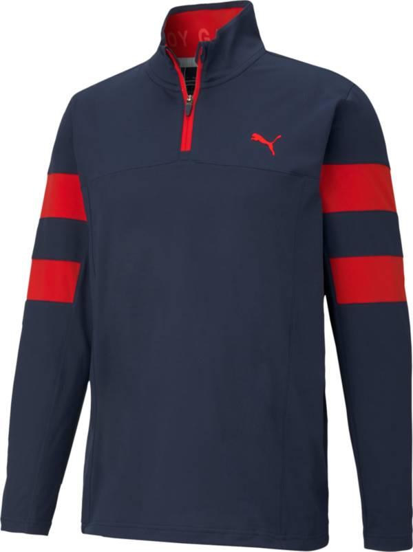 PUMA Men's Torreyana 1/4 Zip Golf Sweater product image