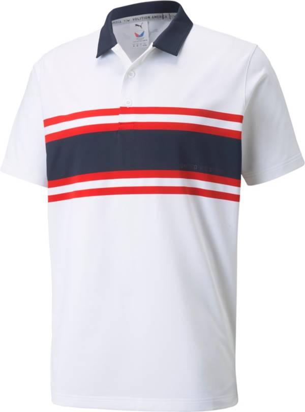 Puma Men's Volition Flight Deck Golf Polo product image