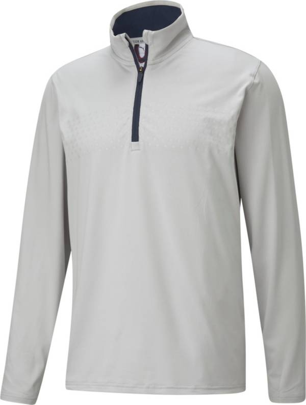 PUMA Men's Volition Tried and True 1/4 Zip Golf Pullover product image