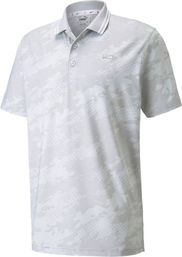 Puma Men's X Camouflage Golf Polo product image