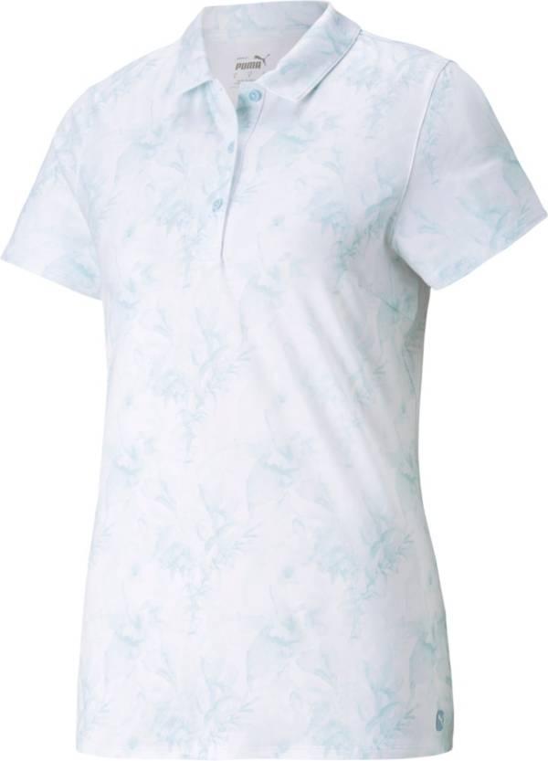 Puma Women's Cloudspun Tropical Golf Polo product image