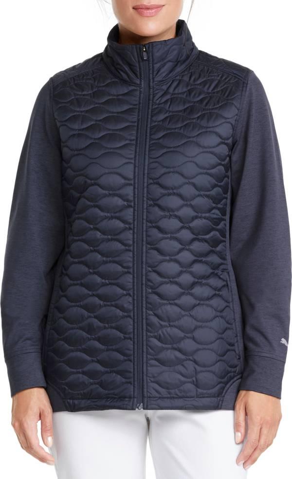 Puma Women's Cloudspun WRMLBL Golf Jacket product image