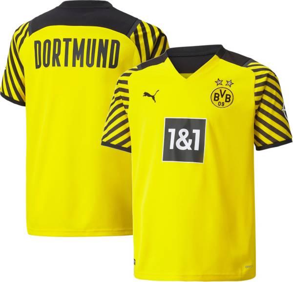 PUMA Youth Borussia Dortmund '21 Home Replica Jersey product image