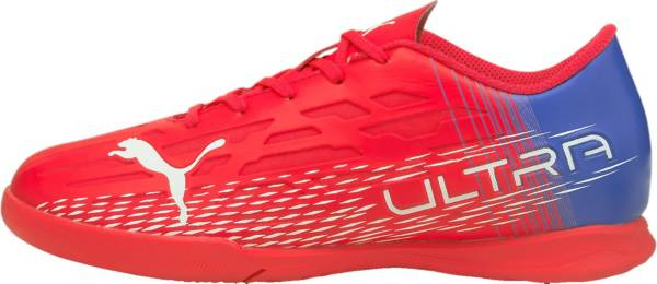 PUMA Kids' Ultra 4.3 Indoor Soccer Shoes product image