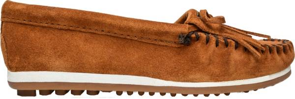 Minnetonka Women's Kilty Plus Moccasin Slippers product image