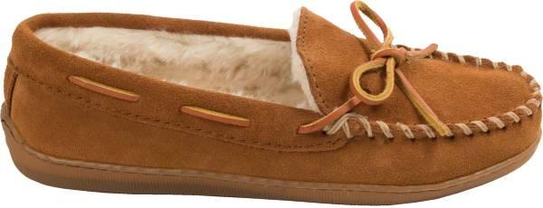 Minnetonka Women's Pile Lined Hardsole Slippers product image