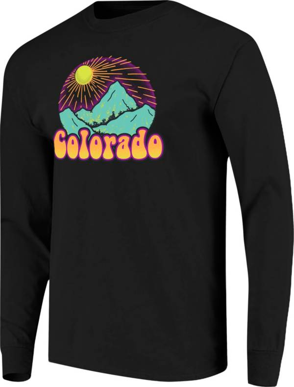 Image One Men's Colorado Groovy Graphic T-Shirt product image