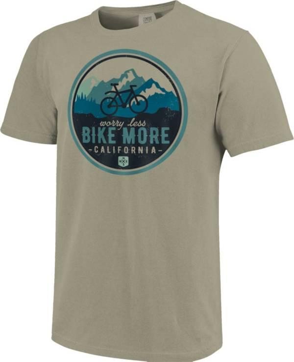 Image One Men's California Bike More Short Sleeve T-Shirt product image