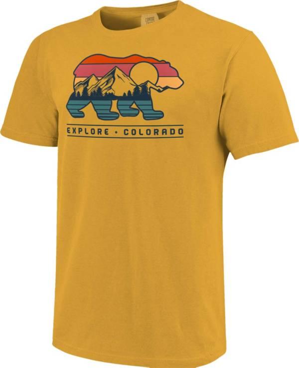 Image One Men's Colorado Bear Short Sleeve T-Shirt product image