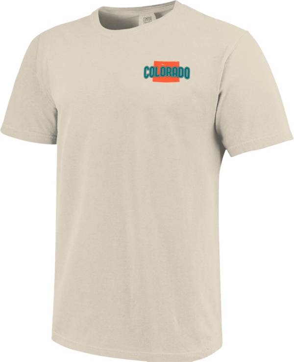 One Image Men's Colorado Scenic View Short Sleeve T-Shirt product image