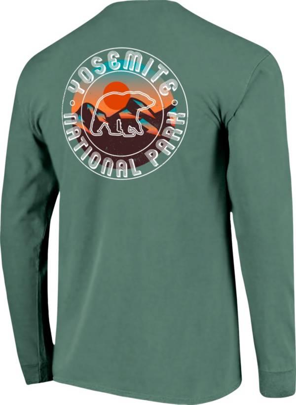 Image One Men's California Yosemite Graphic T-Shirt product image