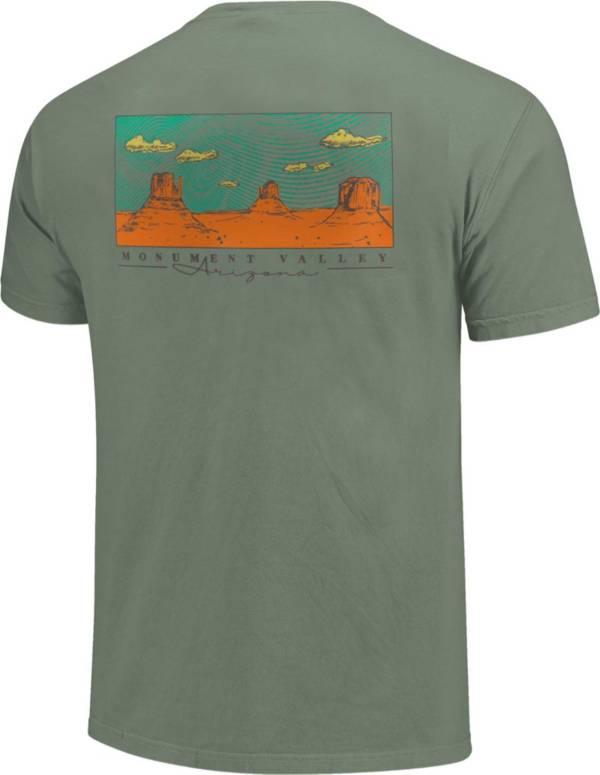 Image One Men's Arizona Monument Valley Short Sleeve T-Shirt product image