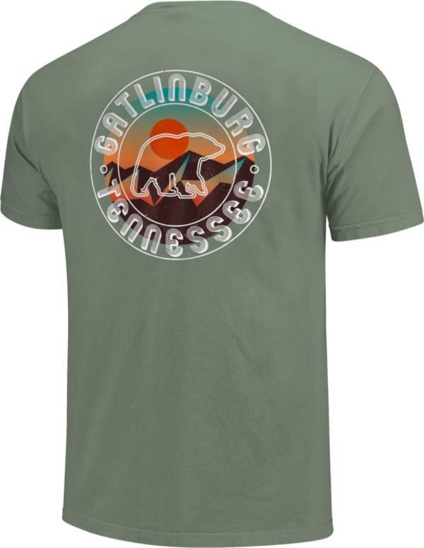 One Image Men's Tennessee Gatlinburg Bear Short Sleeve T-Shirt product image
