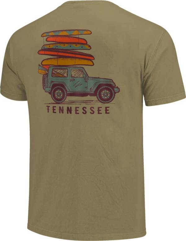 One Image Men's Tennessee Jeep Short Sleeve T-Shirt product image