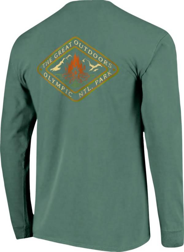 Image One Men's Washington Great Outdoors Olympic Graphic T-Shirt product image