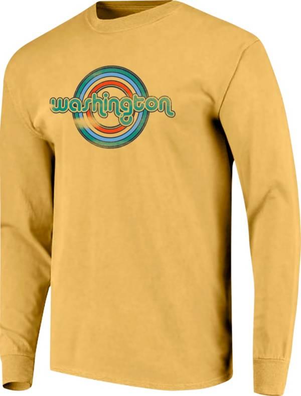 Image One Men's Washington Groovy Graphic T-Shirt product image