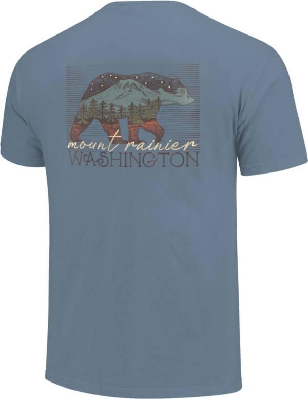 Image One Men's Washington Bear Short Sleeve T-Shirt product image