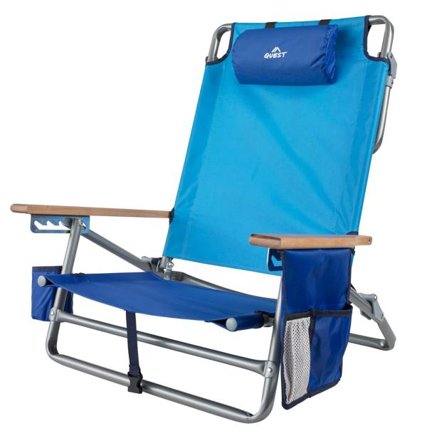 Quest 5 Position Beach Chair product image