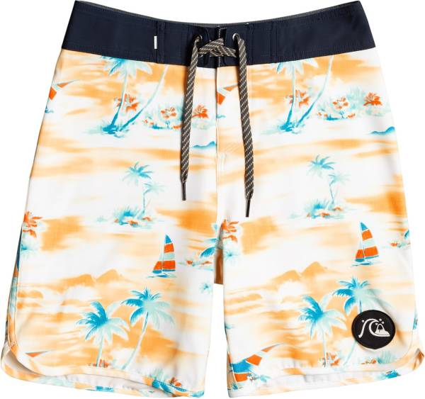 """Quiksilver Boy's Surfsilk Mystic Sessions 17"""" Boardshorts product image"""