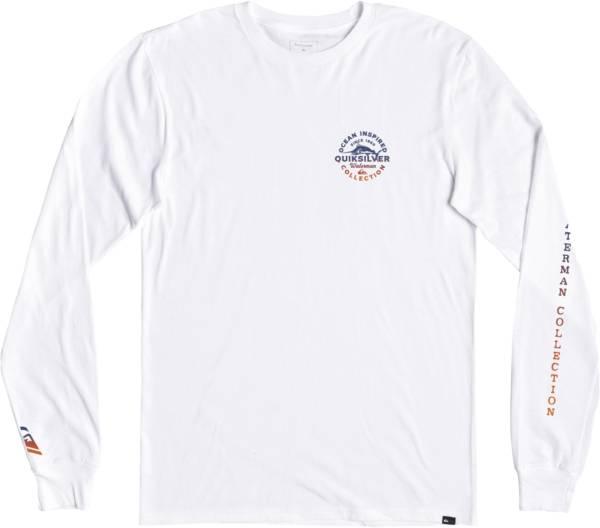 Quicksilver Men's Fine Line Long Sleeve T-Shirt product image
