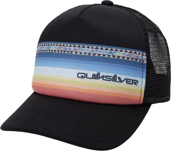 Quiksilver Men's Sun Faded Trucker Hat product image