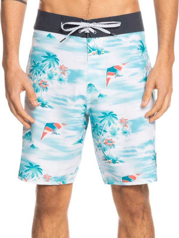 "Quiksilver Men's Surfsilk Mystic Sessions 19"" Board Shorts product image"