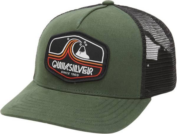 Quiksilver Men's Tweaked Out Trucker Hat product image