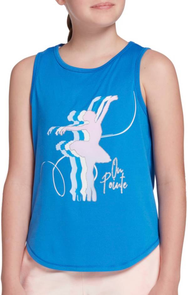 DSG Girls' Graphic Tank Top product image