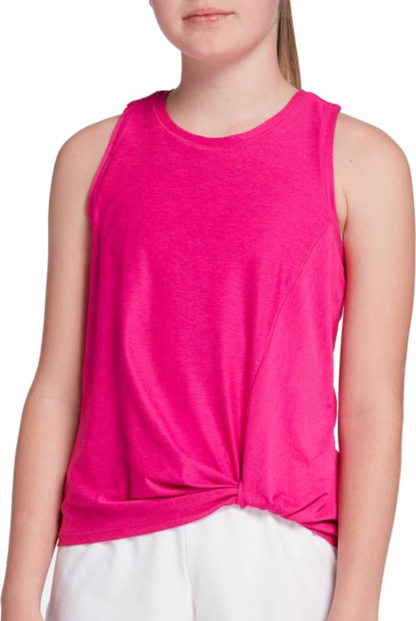 DSG Girls' Knot Front Tank Top product image