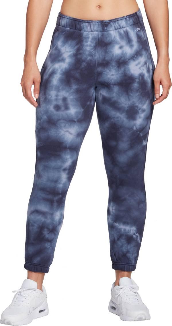 DSG Women's Printed Fleece Cinched Hem Pants product image