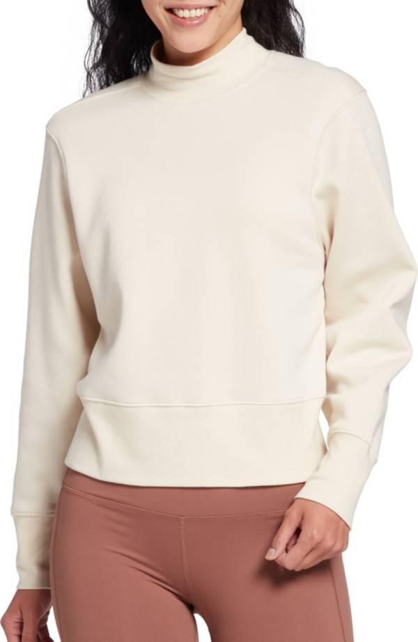 DSG Women's Mock Neck Fleece Pullover product image