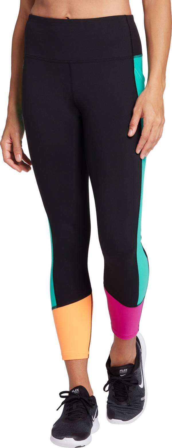 DSG Women's Performance Colorblock 7/8 Tights product image