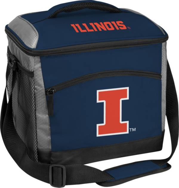 Rawlings Illinois Fighting Illini 24 Can Cooler product image