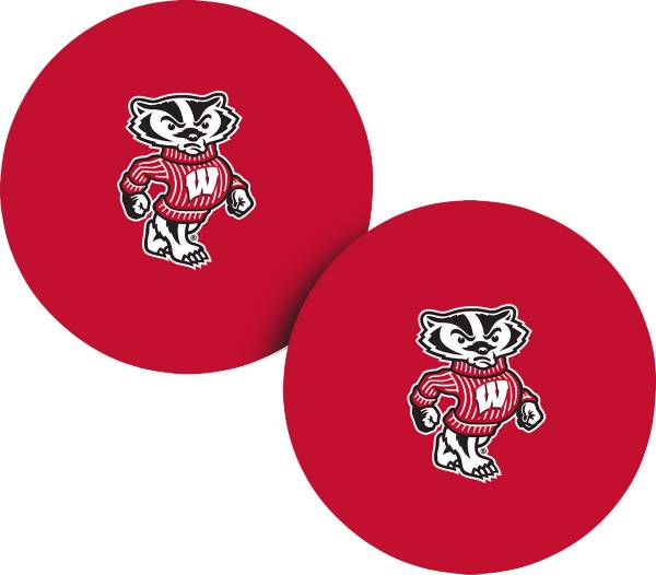 Rawlings Wisconsin Badgers High Bounce Ball product image