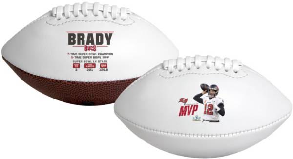 Rawlings Tampa Bay Buccaneers Tom Brady Super Bowl LV MVP Mini Football product image