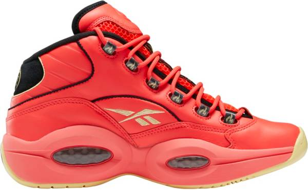 Reebok Question Mid Basketball Shoes product image