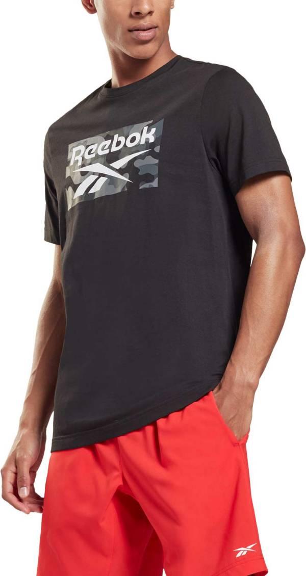 Reebok Men's Camo Allover Print T-Shirt product image