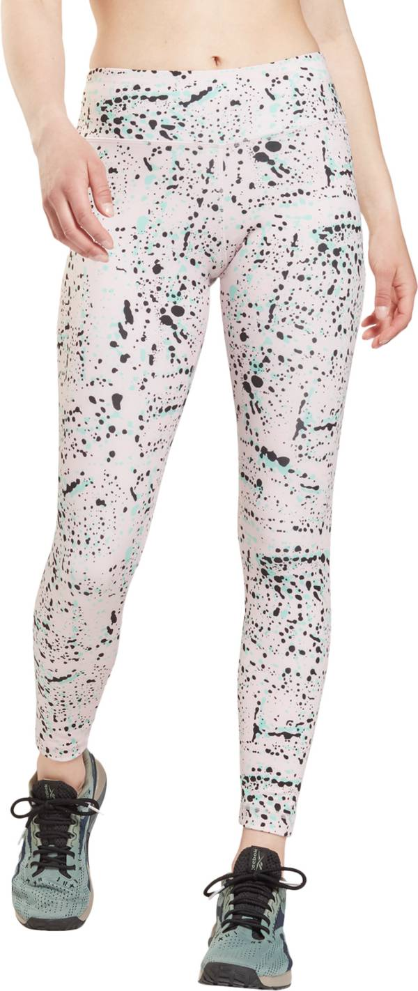 Reebok Women's Workout Ready Print Leggings product image
