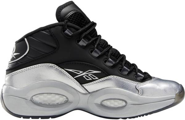 Reebok Kids' Grade School Question Mid Basketball Shoes product image