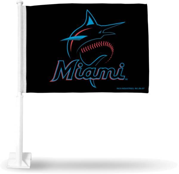 Rico Miami Marlins  Car Flag product image