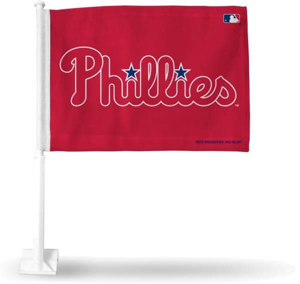 Rico Philadelphia Phillies  Car Flag product image