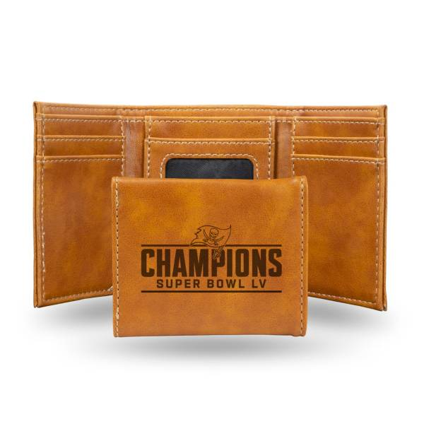 Rico Super Bowl LV Champions Tampa Bay Buccaneers Tri-fold Wallet product image