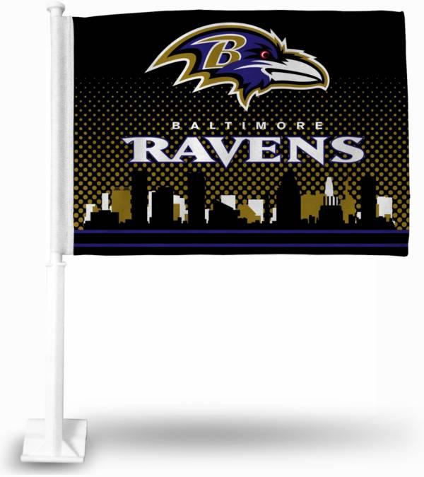 Rico Baltimore Ravens Car Flag product image