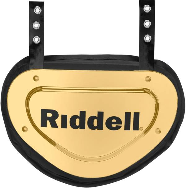 Riddell Football Universal Gold Back Plate product image