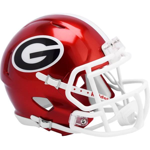 Riddell Georgia Bulldogs Flash Speed Mini Helmet product image