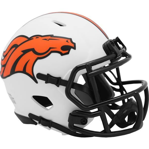 Riddell Denver Broncos Eclipse Mini Helmet product image