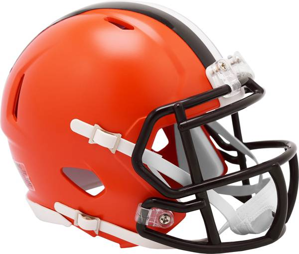 Riddell Cleveland Browns Color Rush Speed Mini Helmet product image