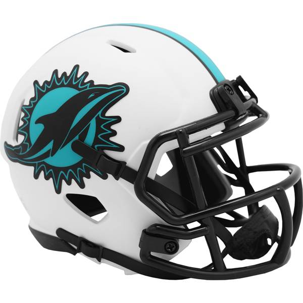 Riddell Miami Dolphins Eclipse Mini Helmet product image